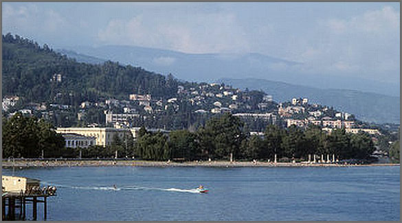 Абхазия.Сухум