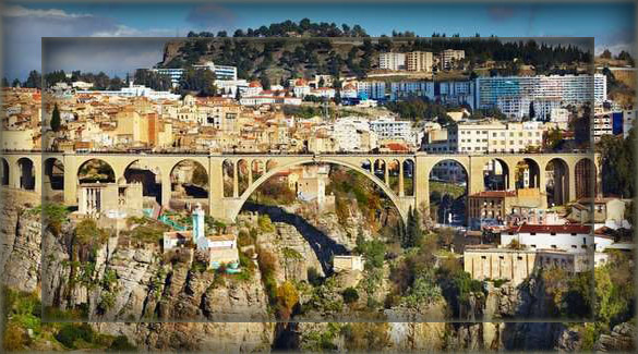Алжир - краткая информация
