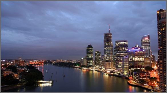 Брисбен. Австралия