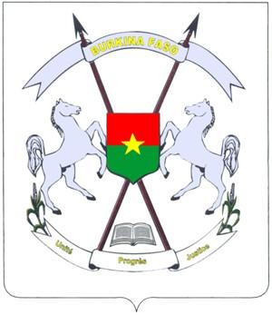 Герб Буркина-Фасо