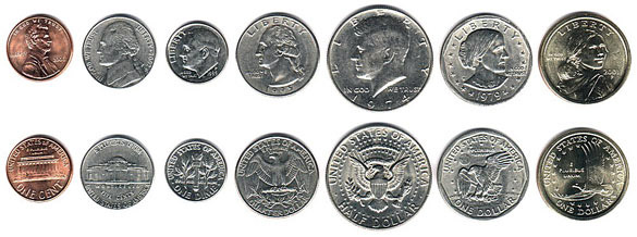 Монеты Британских Виргинских островов