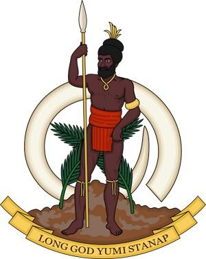 Герб Вануату