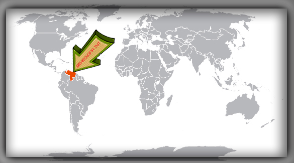 Где находится Венесуэла