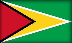 флаг Гайаны