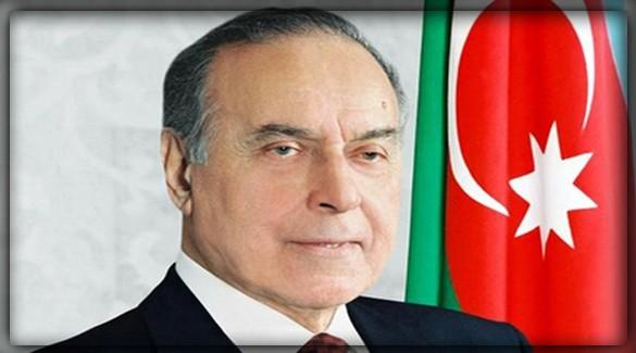 Гейдар Алиев - третий президент Азербайджана