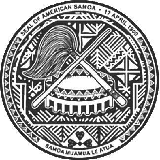 Герб Американского Самоа