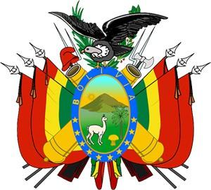 Боливия герб