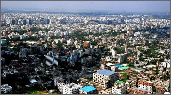 Дакка - столица Бангладеша