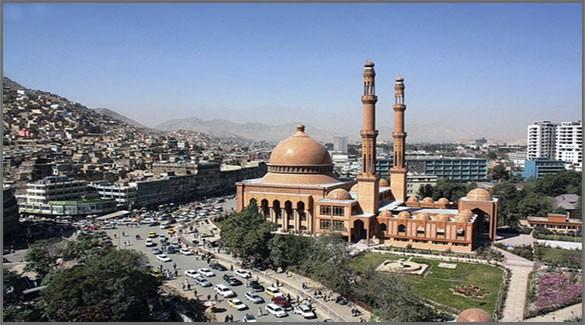 Кабул - столица Афганистана