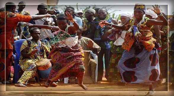 Население Бенина
