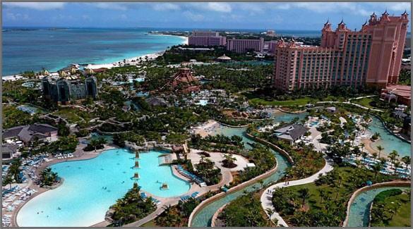 Нассау-столица Багамских остовов