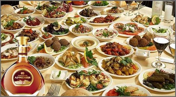 Национальная кухня Армении