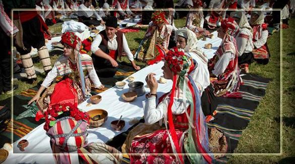 Праздники Болгарии