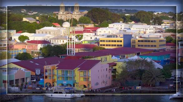Столица Антигуа и Барбуды