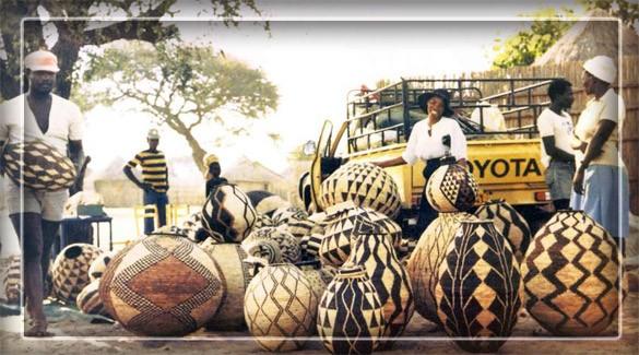 Сувениры из Ботсваны