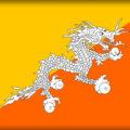 Флаг Бутана ( Flag of Bhutan)