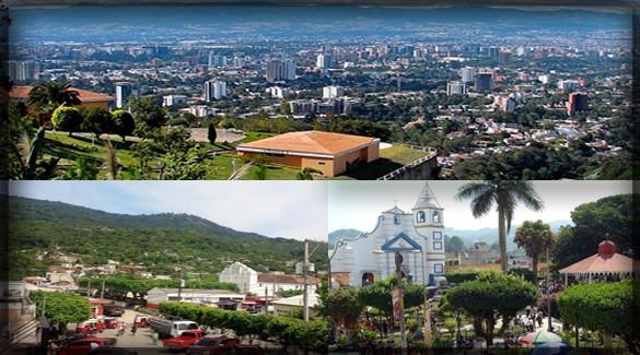 Крупнейшие города Гватемалы