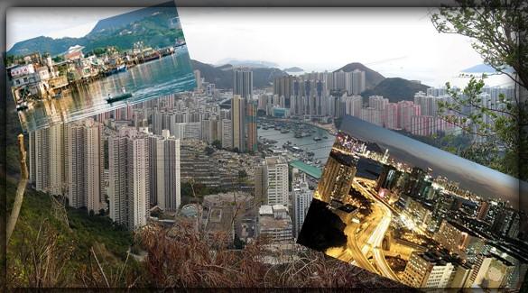 Крупнейшие города Гонконга