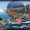 Крупнейшие города Греции
