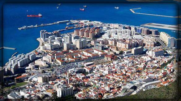 город Гибралтар (Gibraltar)