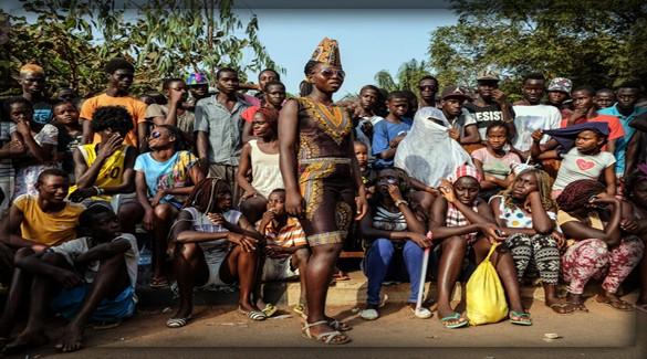 Население Гвинеи-Бисау