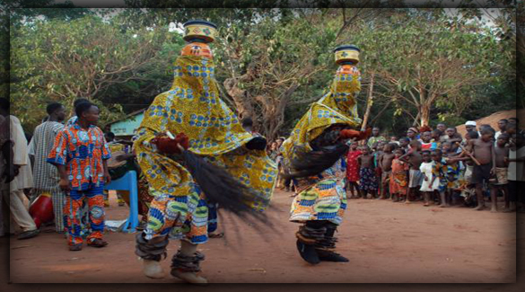 праздники в Гане
