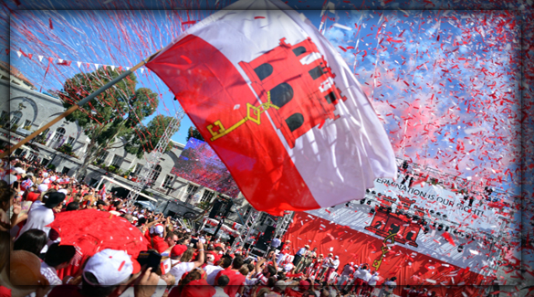 праздники на Гибралтаре