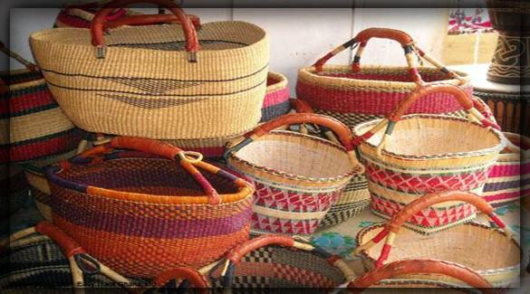 сувениры из Ганы