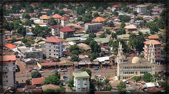 Столица Гвинеи