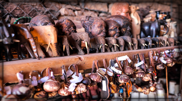 Сувениры Гвинеи-Бисау