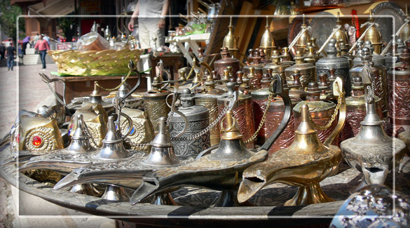 Сувениры из Боснии и Герцеговины