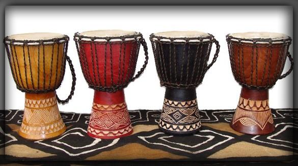 сувениры из Гамбии