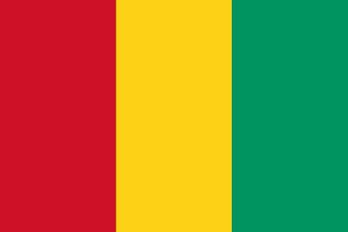 Флаг Гвинеи (flag of Guinea)