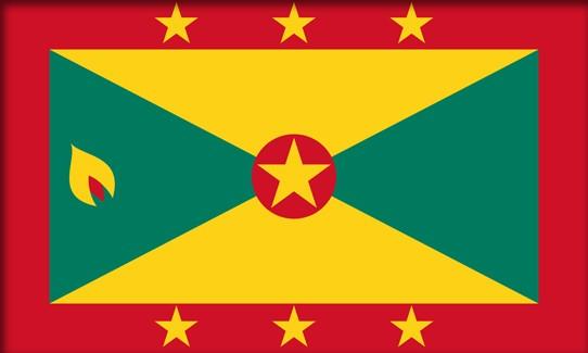 Флаг Гренады (Flag of Grenada)