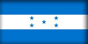 флаг Гондураса (flag of Honduras)