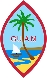 Герб Гуама (Coat of arms of Guam)