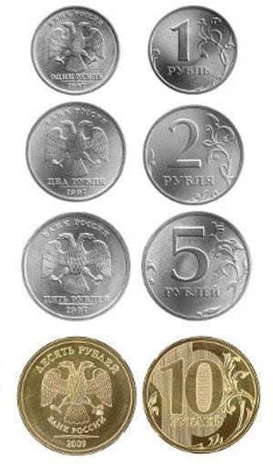 Валюта Абхазии. Монеты