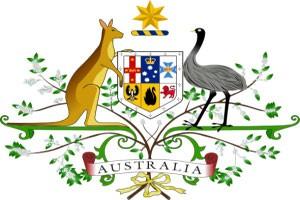 Герб-Австралии