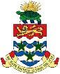 герб Каймановых островов