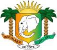 герб Кот-д'Ивуара