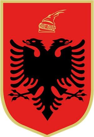 герб-Албании