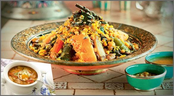 кухня-Алжира