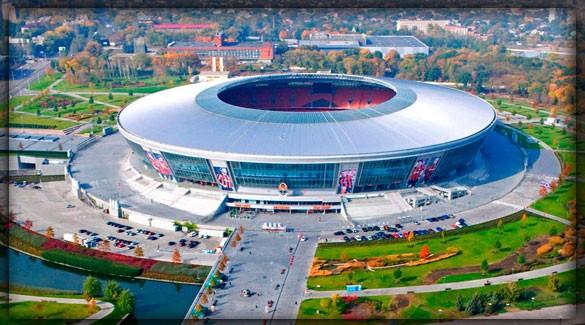 Стадион «Донбасс-Арена»