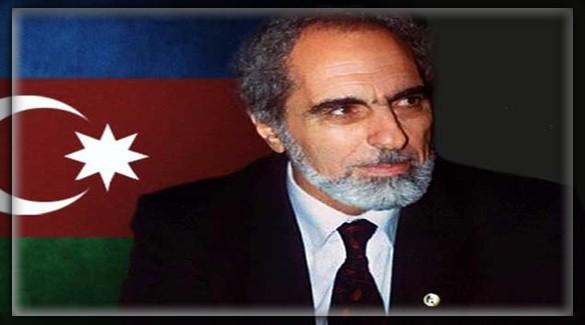 Абульфаз Эльчибей - третий президент Азербайджана