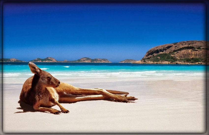 Австралия – волшебная страна
