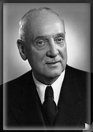 Адольф Шерф (Adolf Schärf) - третий президент Второй Австрийской Республики