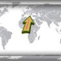 Албания на карте мира