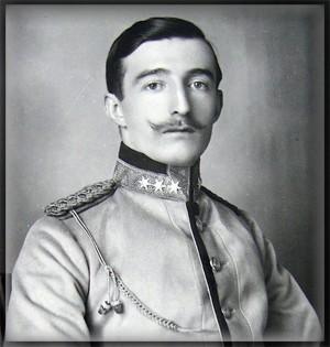 Ахмет Зогу — второй президент Албании