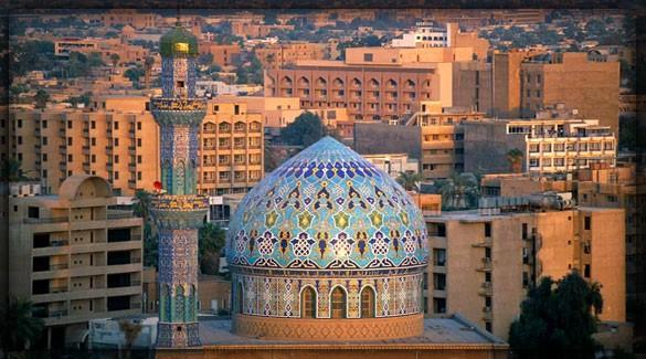 Багдад - столица Ирака