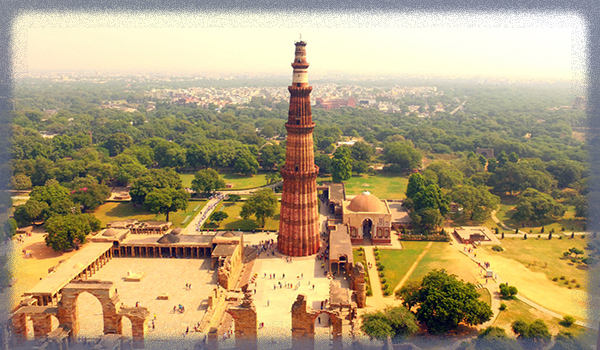 Башня Кутб-Минар - Индия